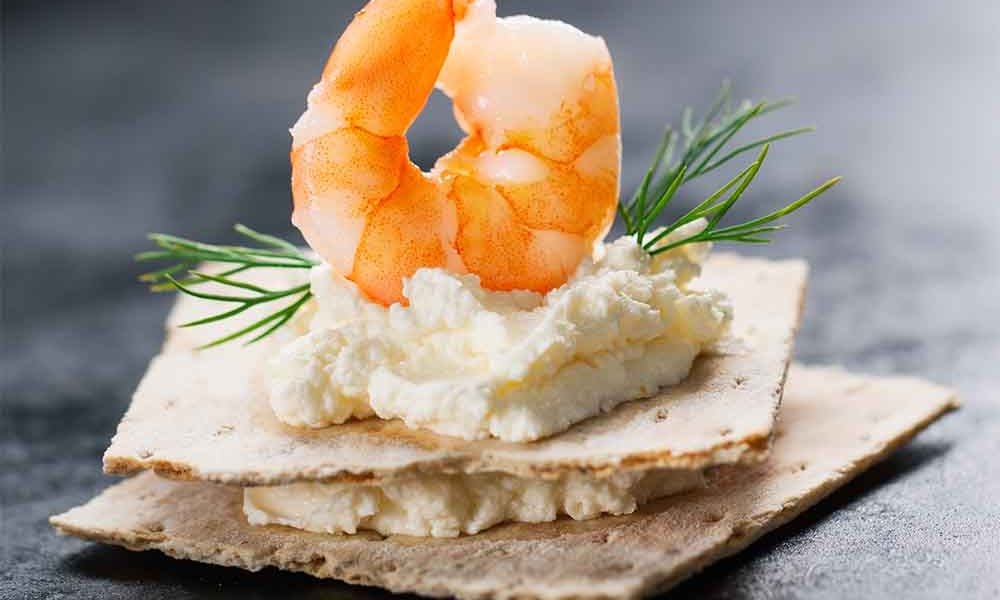 shrimp properties