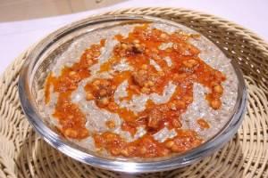 آش شله، غذای نذری، ماه رمضان