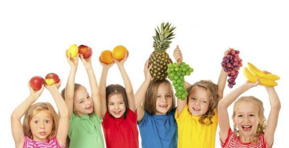 تغذیه مناسب برای کودکان