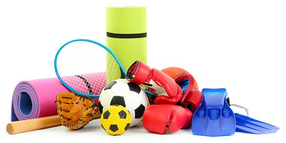 بورس لوازم ورزشی