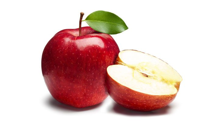 میوههای وارداتی و صادراتی را در خرید خود بشناسیم.سیب- صادراتی