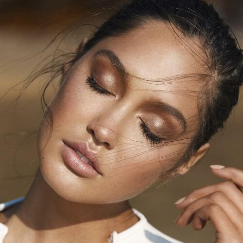 bronz skin