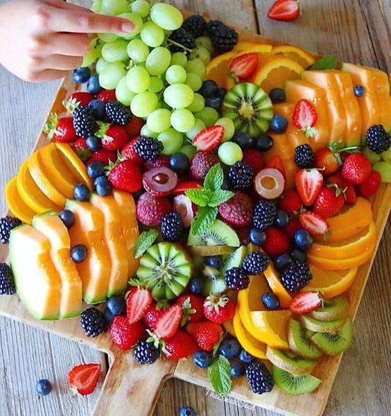 ۱۲ نکته کلیدی برای تهیه سالاد میوه خوشمزه- میوه