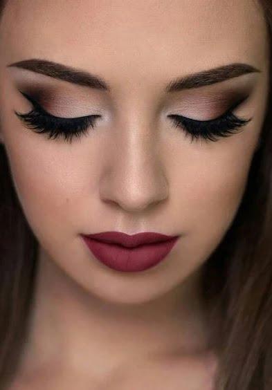 آموزش آرایش صورت لایت و دخترانه+ فیلم و عکس