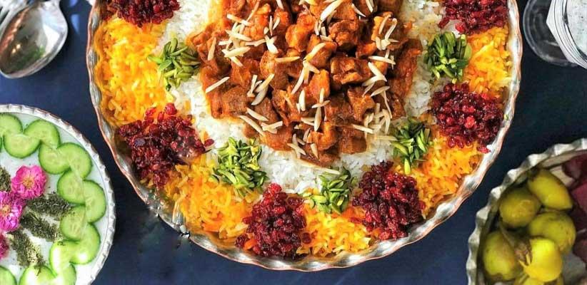 طرز پخت «قیمه نثار» خوشمزه قزوینی؛ نکات کلیدی و عکسهای تزیین قیمه نثار