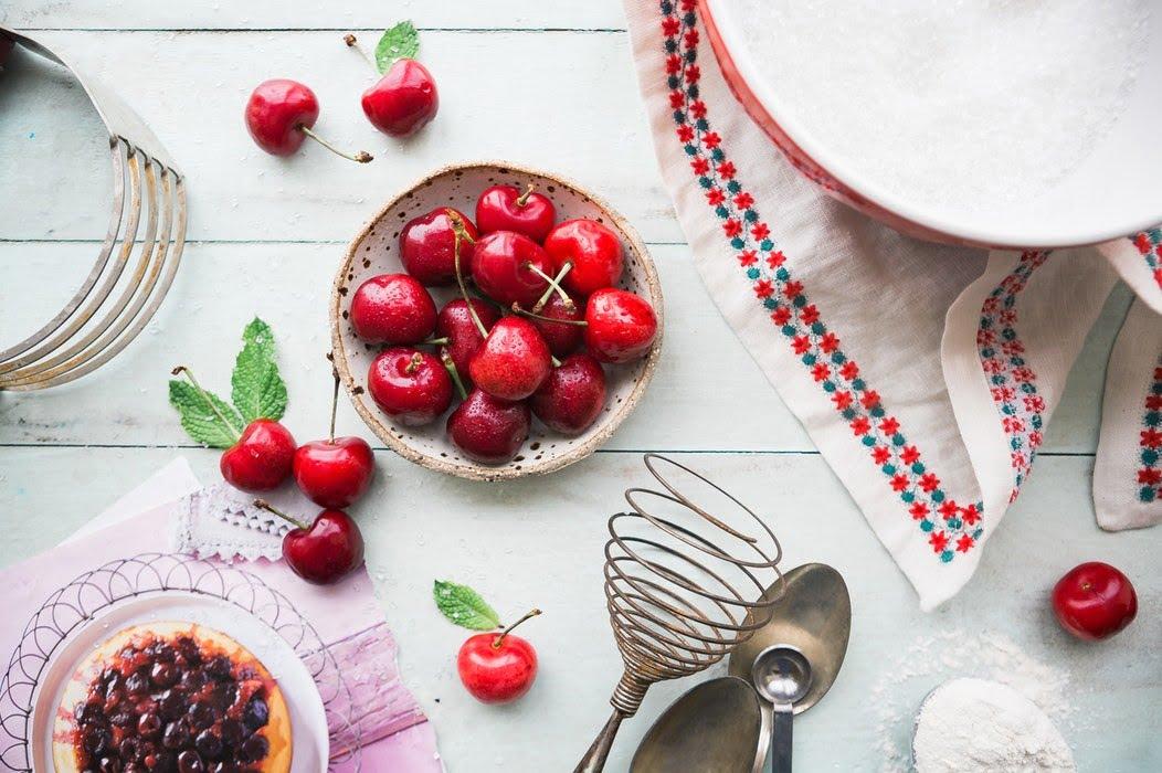 معرفی ۷ میوه معجزهآسا در درمان بیماریهای شما-گیلاس