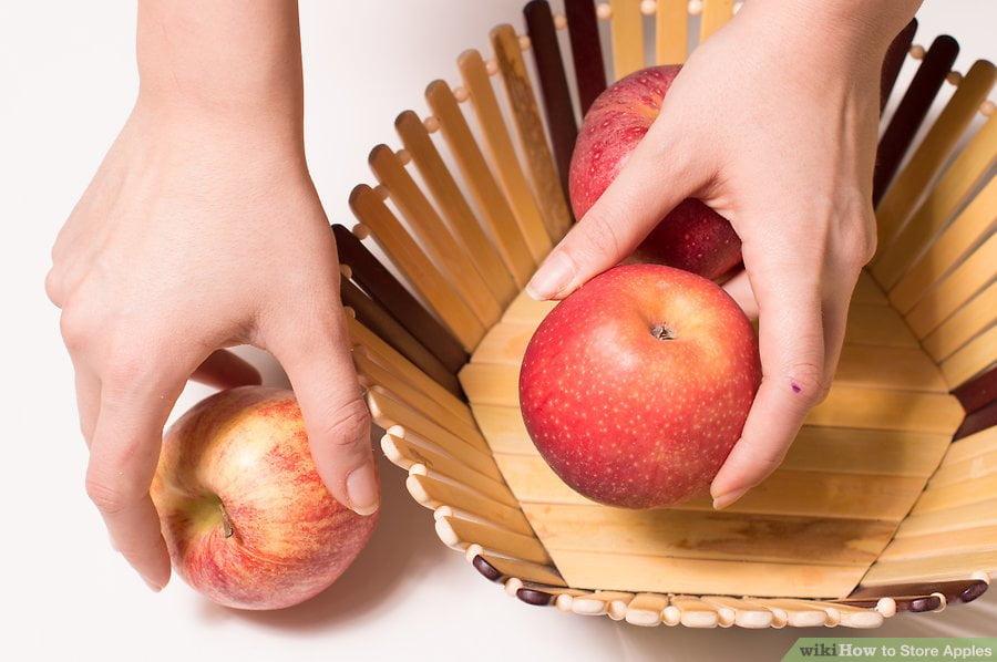 ترفندهای نگهداری طولانیتر سیب و موز-سیب