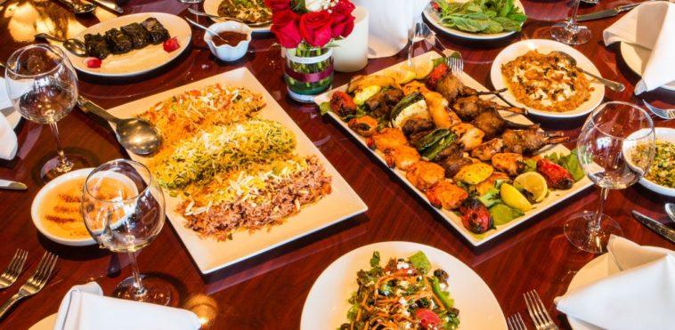 افطاری های مجلسی ماه رمضان به همراه آموزش تهیه آن
