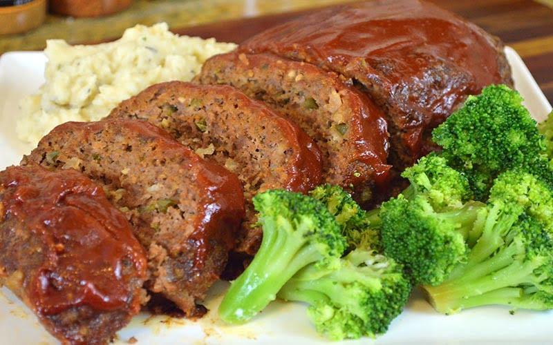 رولت گوشت با جعفری و گردو، طرز تهیه رولت گوشت به همراه فیلم آموزشی