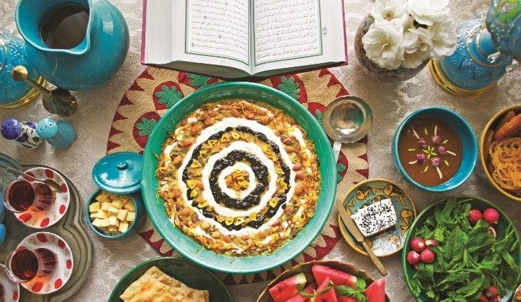 در ماه رمضان غذای افطاری چی بخوریم؟