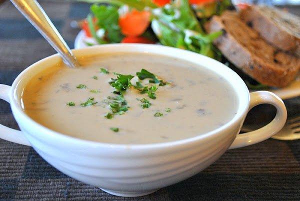 سوپ جو با شیر؛ غذای سریع و خوشمزه افطاری