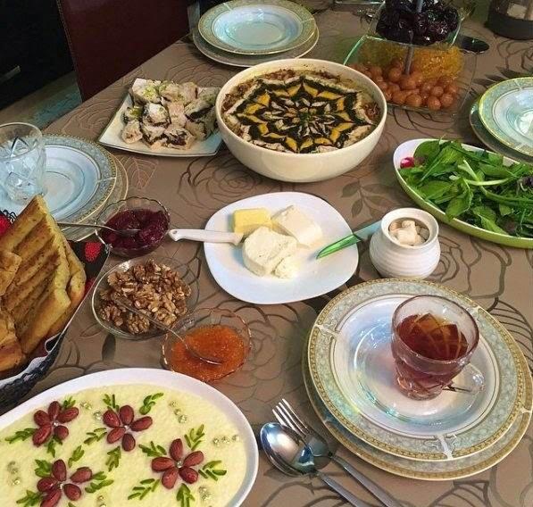 طرز تهیه افطاری سریع و خوشمزه