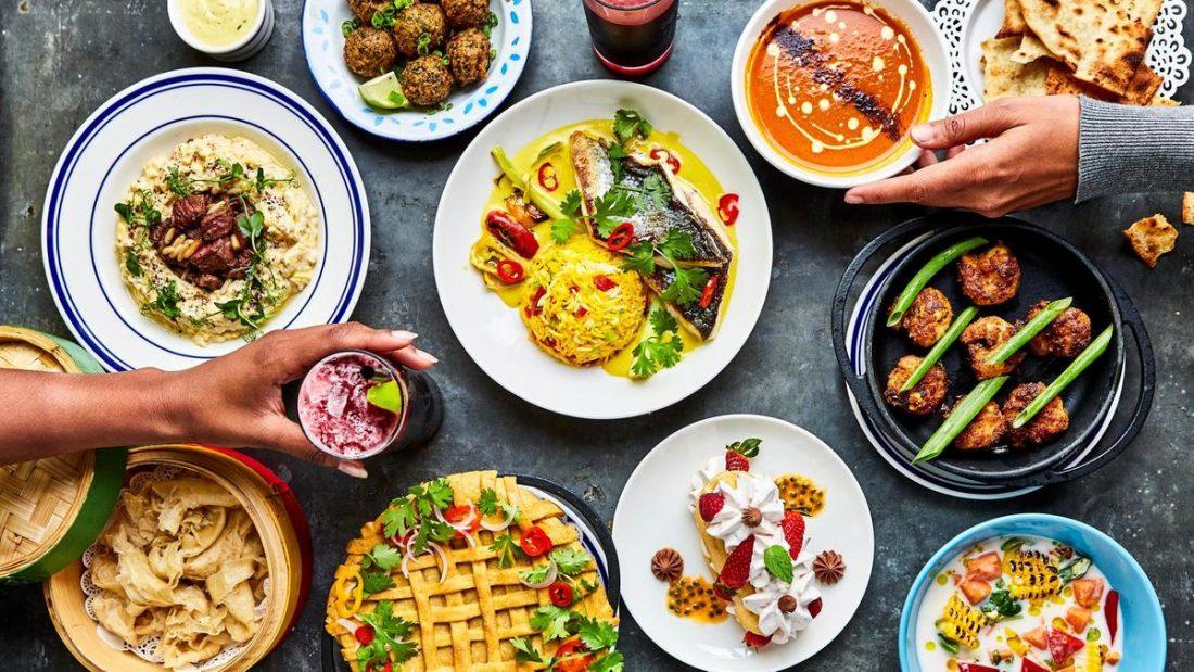 ماه رمضان، غذای سحری،