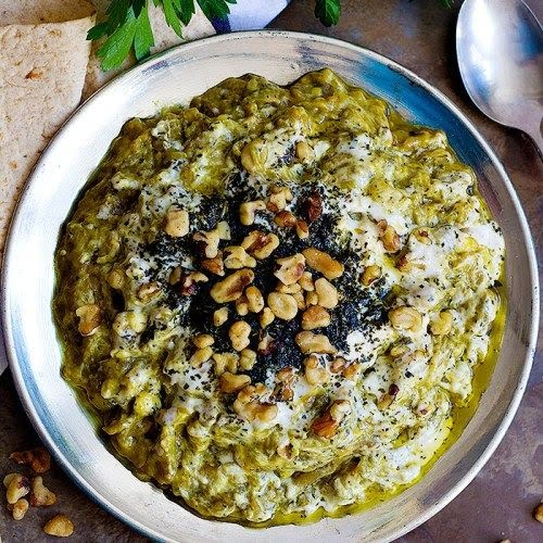 طرز تهیه کشک بادمجان خانگی خوشمزه و سنتی