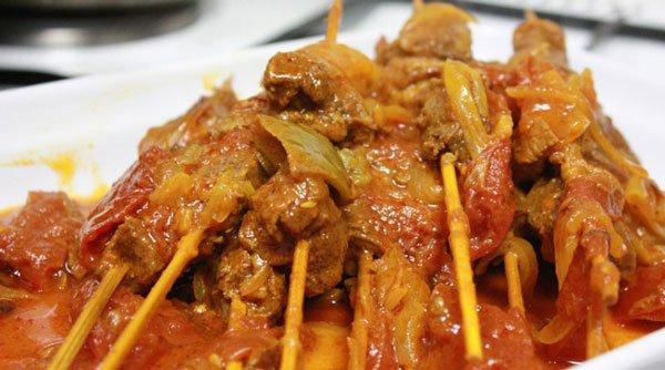 طرز تهیه کباب حسینی با مرغ و گوشت