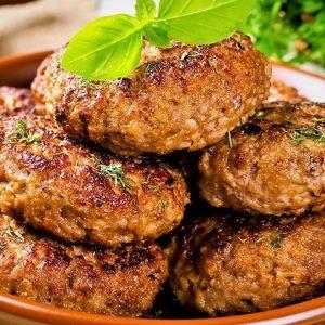 طرز تهیه شامی کباب