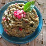 طرز تهیه کال کباب گیلانی با سیر فراوان و بادمجان
