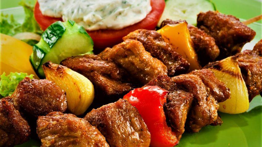 طرز تهیه کباب حسینی به ۲ روش با مرغ و گوشت