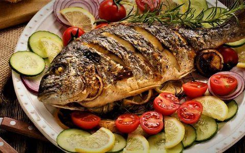 طرز تهیه ماهی شکم پر- ماهی شکم پر شمالی