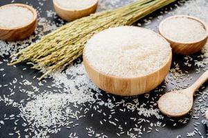 خواص انواع برنج سفید