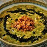 طرز تهیه آش بلغور با گوشت و بدون گوشت
