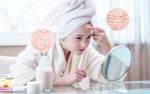 پوست خشک، راه های مراقبت از پوست خشک