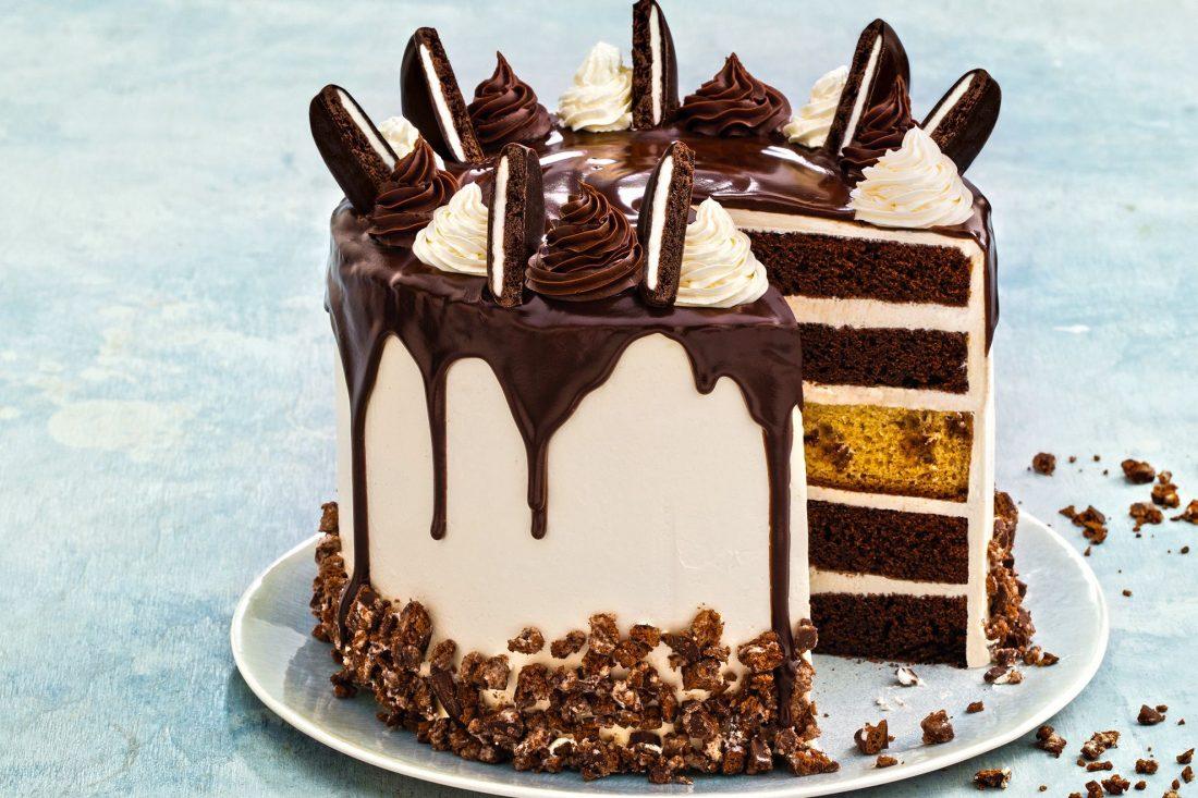 انواع کیک، بهترین کیک، کیک اسفنجی