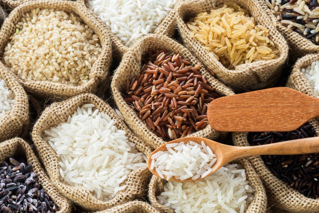 انواع برنج