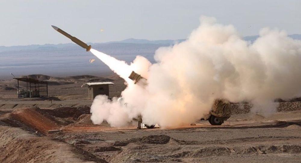 رونمایی از جدید ترین موشک ایران