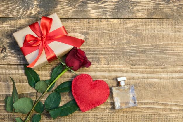 عطر برای ولنتاین- کادو ولنتاین