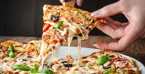 نکانی جالب برای پخت پیتزا
