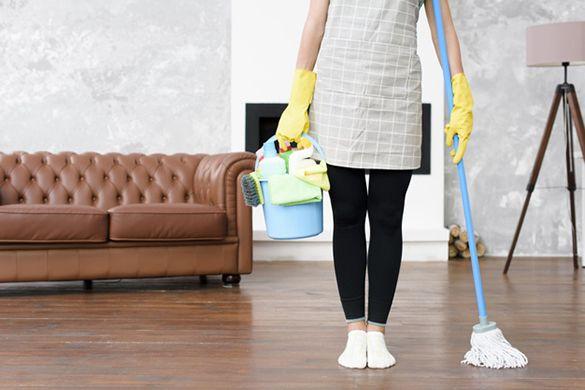 تمیز کردن خانه برای درمان شپش سر