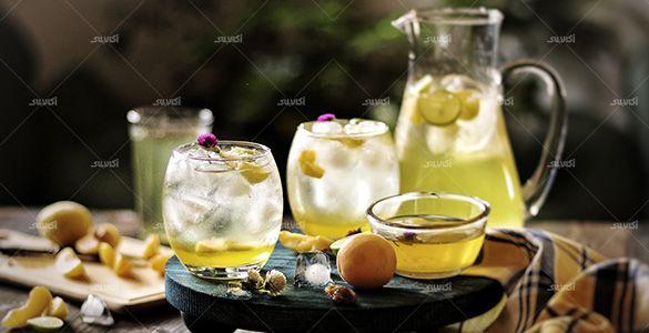 طرزتهیه شربت زردآلو
