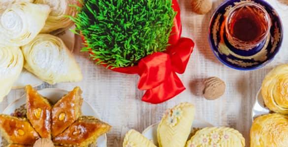 شیرینیهای عید