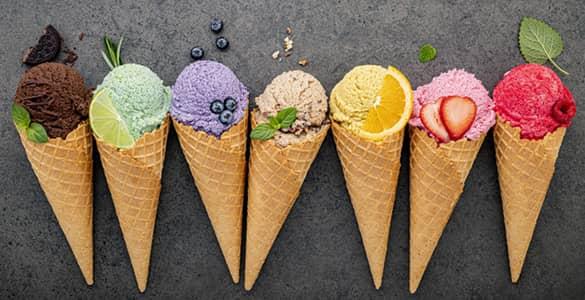 طرز تهیه بستنی خوشمزه تابستانی
